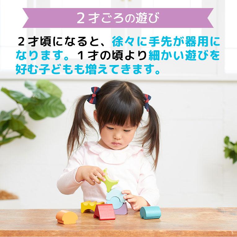 2歳頃の遊び