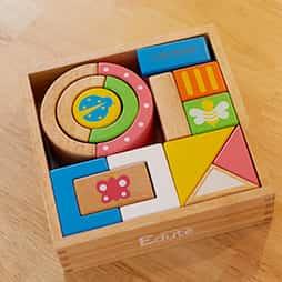 積み木ランキング2位10ヶ月から型はめパズルが楽しめる木のおもちゃKOROKOROパズル