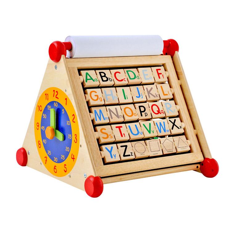 1台で7つの学力の基礎が身につく。3歳から小学低学年まで長く使えます。