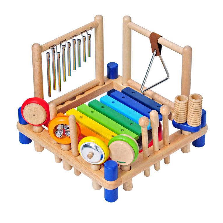 音の鳴るおもちゃを3歳の誕生日プレゼントに