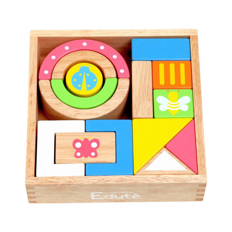 積み木のおもちゃのオススメ商品