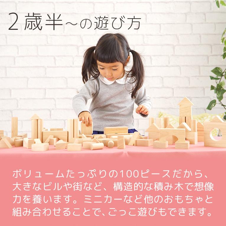 2歳半~の積み木の遊び方