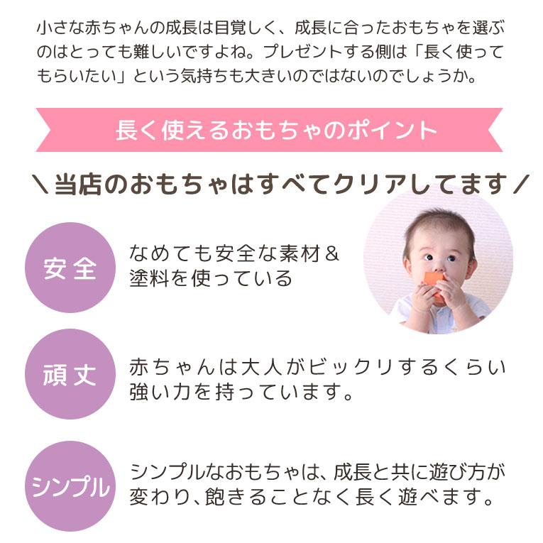 赤ちゃんの好奇心を引き出す