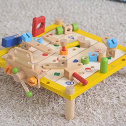 I'mTOY(アイムトイ)3歳ランキング1位指先カーペンターテーブル