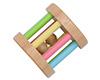 6か月から楽しめる赤ちゃんの木のおもちゃのガラガラ・ラトル