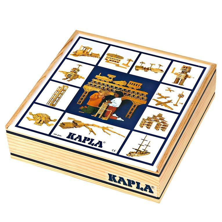 KAPLA100<1歳2歳3歳>KAPLA カプラ