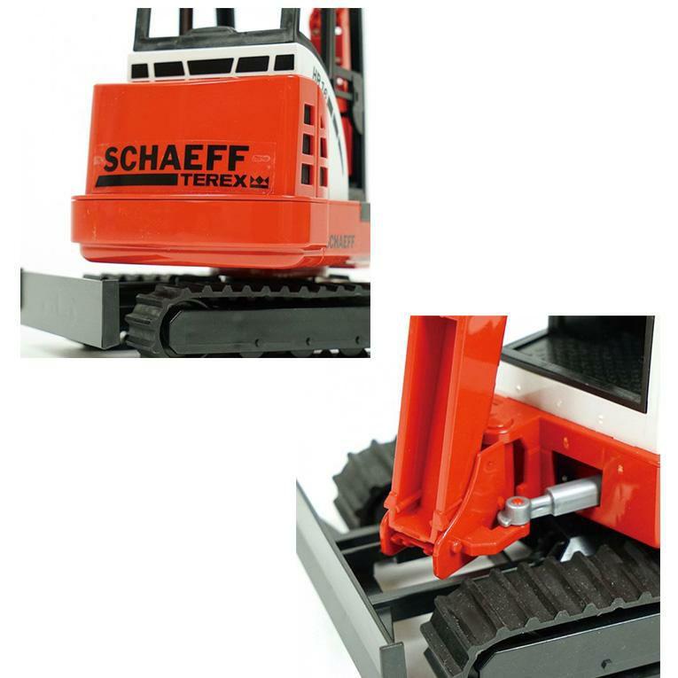 ブルーダー Schaeff HR16 ミニショベル<3歳>Bruder ブルーダー