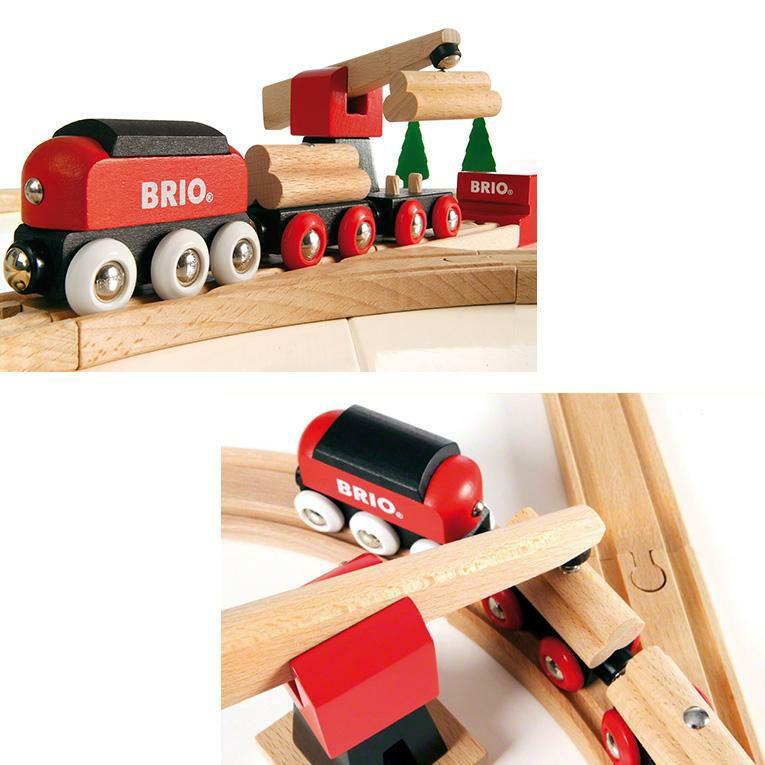 クラシックレール貨物輸送セット<2歳3歳>BRIO ブリオ