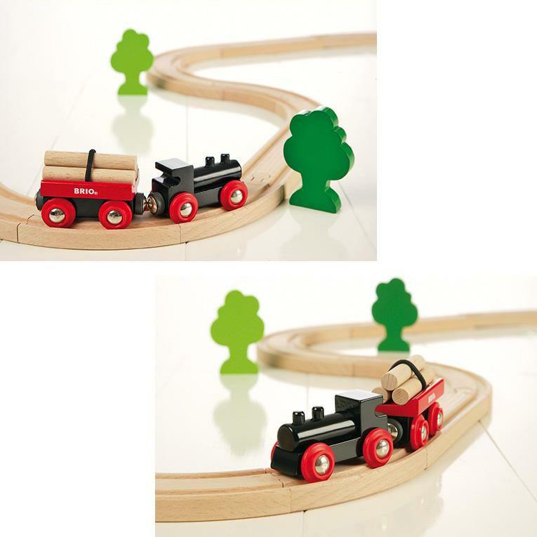 小さな森の基本レールセット<2歳3歳>BRIO ブリオ