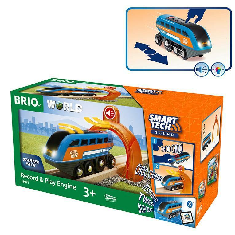 スマートテックサウンドエンジン<3歳>BRIO ブリオ