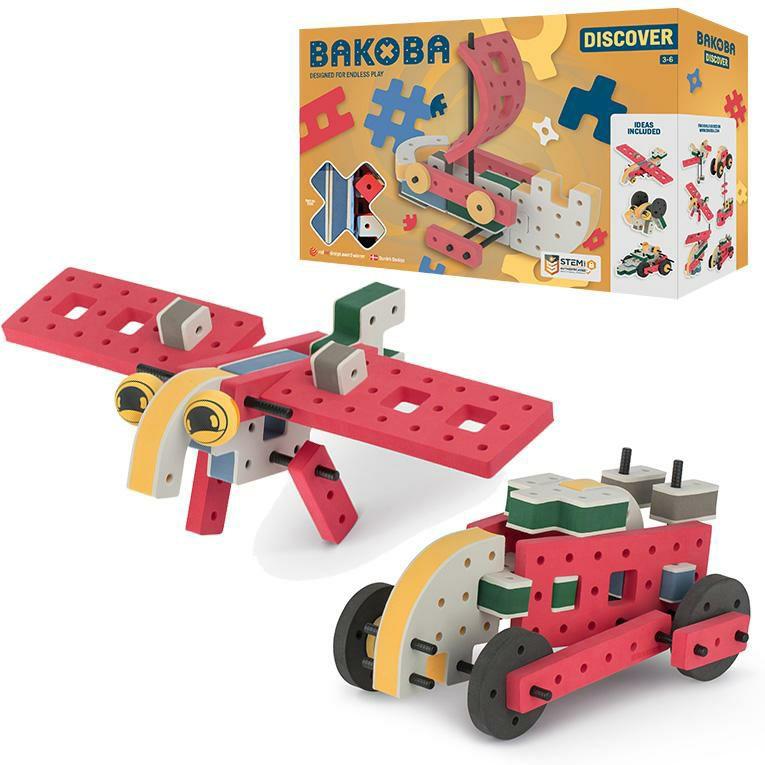 Discover ディスカバー< 3歳 4歳 5歳 > BAKOBA(バコバ)