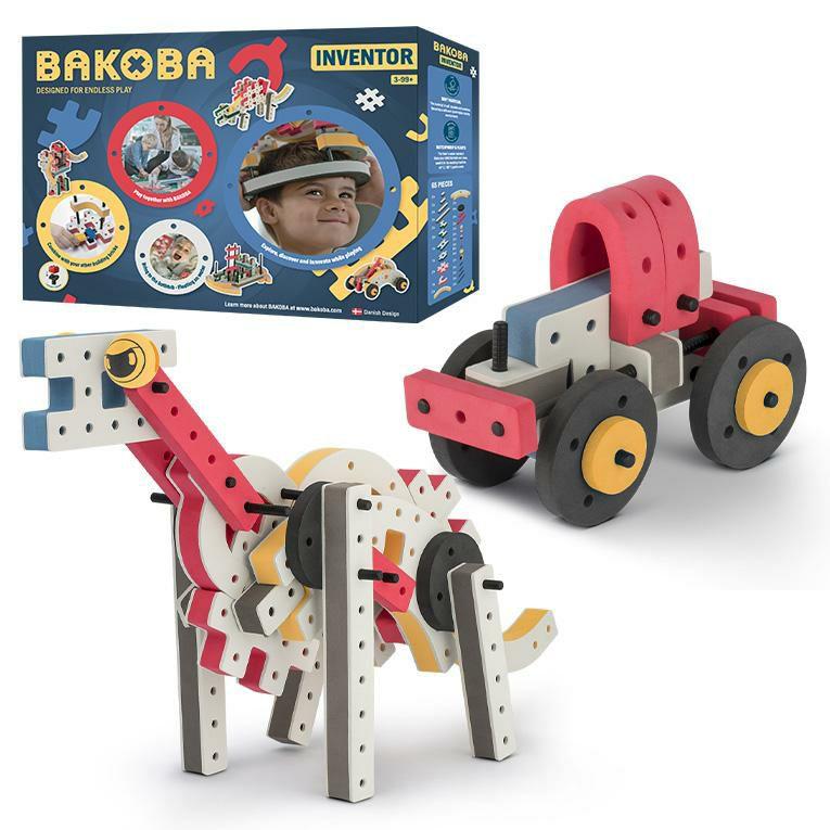 Inventor インベンター< 3歳 4歳 5歳 > BAKOBA(バコバ)